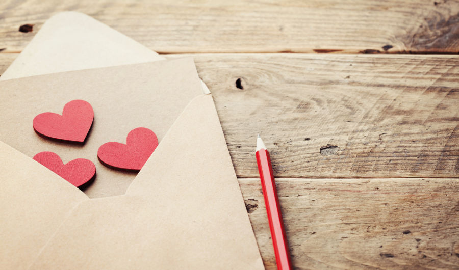 A Love Letter to Our Dream Client Agency Love Letter to Dream Client