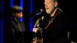 This Oct. 13, 2011 file photo shows Gregg Allman performs at the Americana Music Association awards show in Nashville, Tenn.  (AP)