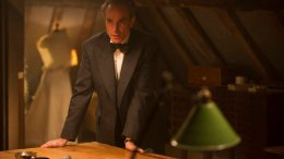 "In this image released by Focus Features, Daniel Day-Lewis appears in a scene from ""Phantom Thread."" (AP)"