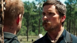 "This image released by Entertainment Studios Motion Pictures shows Christian Bale in a scene from ""Hostiles."" (Entertainment Studios Motion Pictures via AP)"