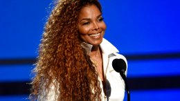 In this June 28, 2015, file photo, Janet Jackson accepts the ultimate icon: music dance visual award at the BET Awards in Los Angeles. (AP)
