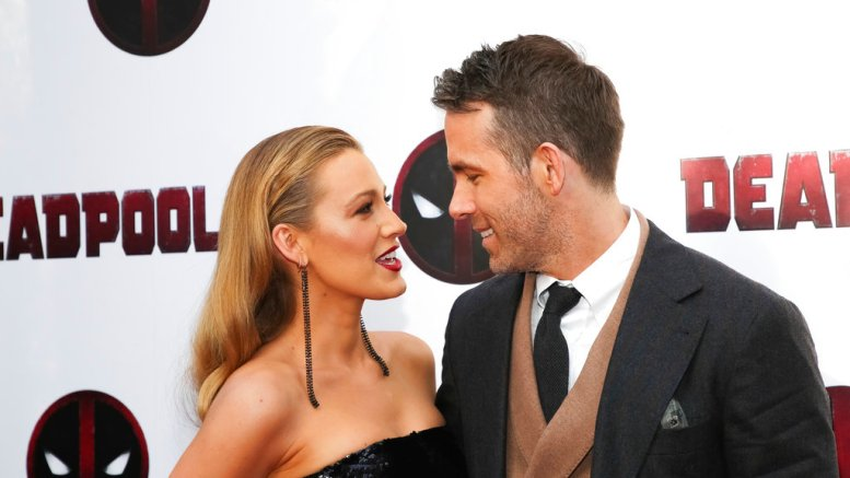 "Actors Blake Lively and Ryan Reynolds attend a special screening of ""Deadpool 2"" at AMC Loews Lincoln Square on Monday, May 14, 2018, in New York. (AP)"