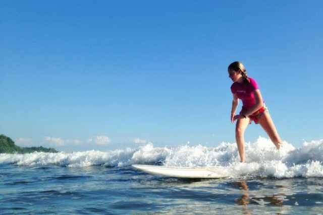 Family Surf Session at Bodhi Surf School