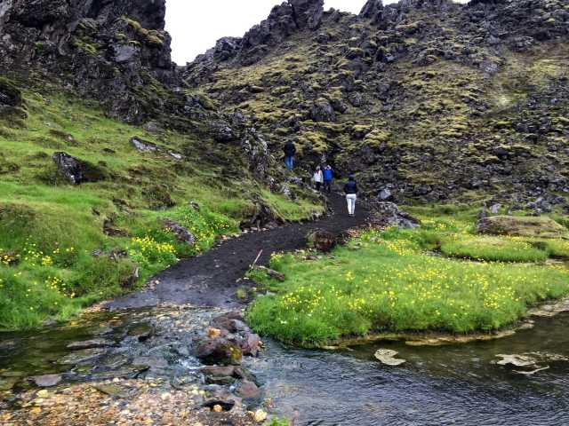 Sustainable Travel Destinations 2017 - Iceland, Landmannalaugar