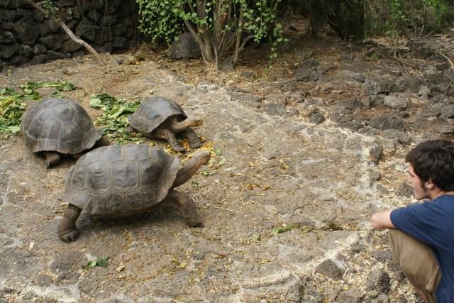 family travel galapagos