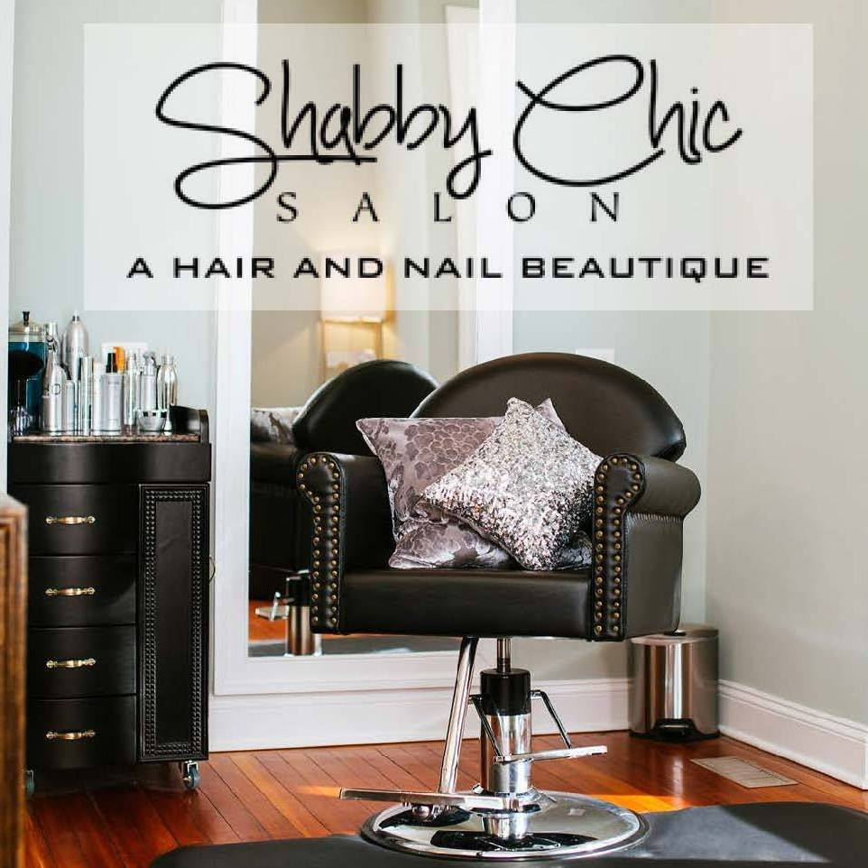 Salon Chic Shabby Chic Salon Discover Easton Maryland