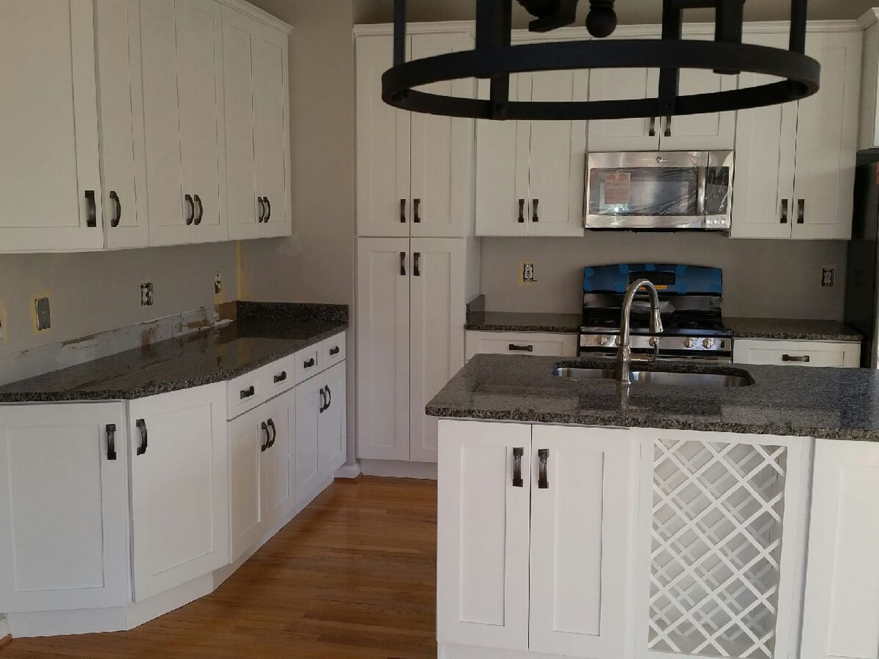 Granite Countertops Manassas Va New Caledonia Granite Countertop Installation Discover
