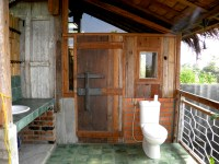Outdoor Bathrooms And Indoor Gardens