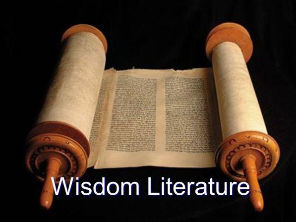 wisdom-literature