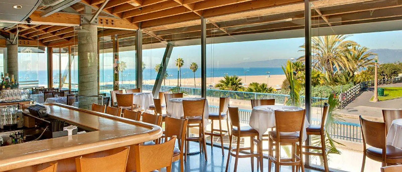 Beach Restaurant The Best Ocean View Restaurants On The Westside Of L A Discover