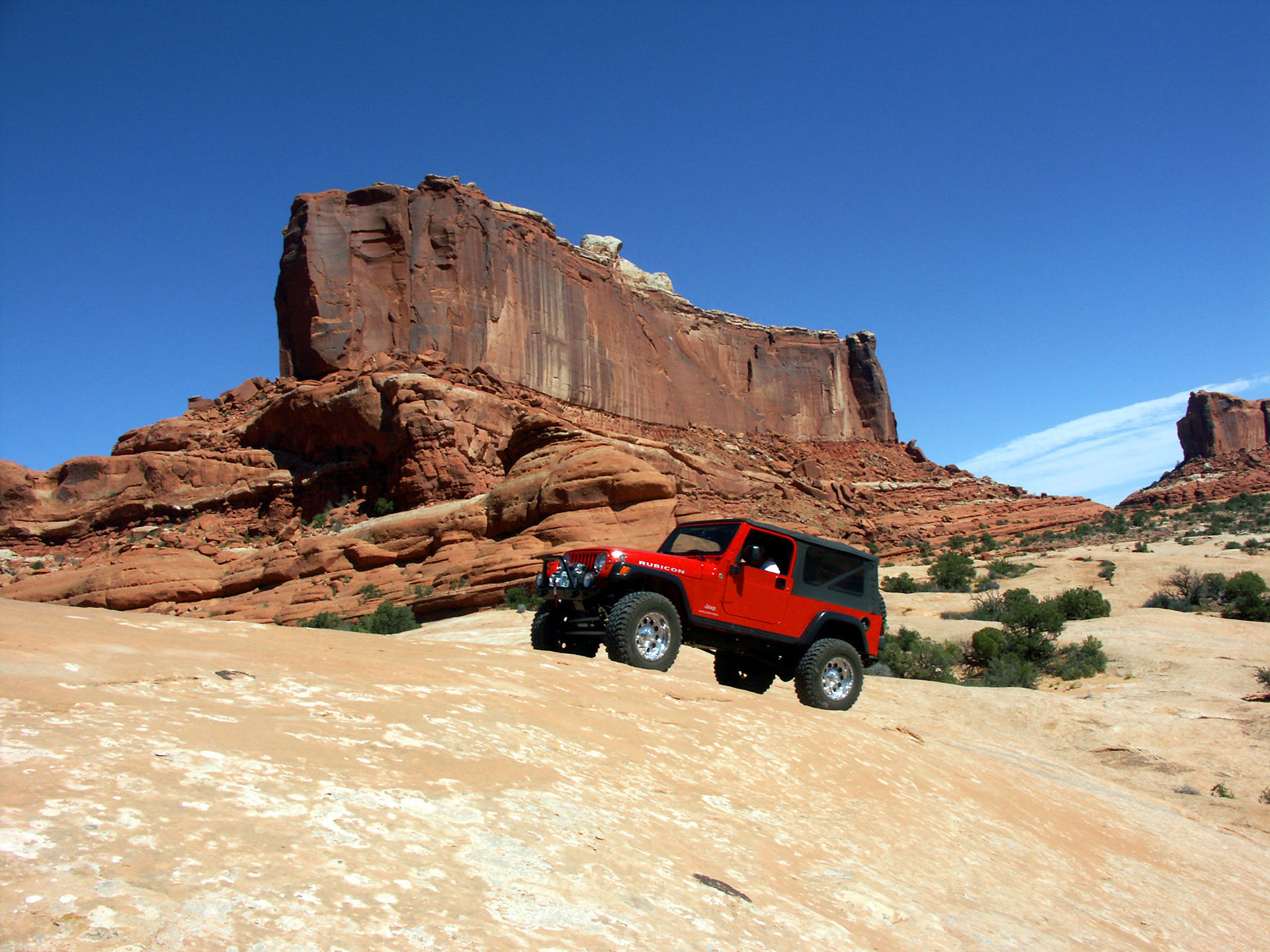 Jeep Trails Moab 4 Wheeling Trails Guide Discover Moab Utah