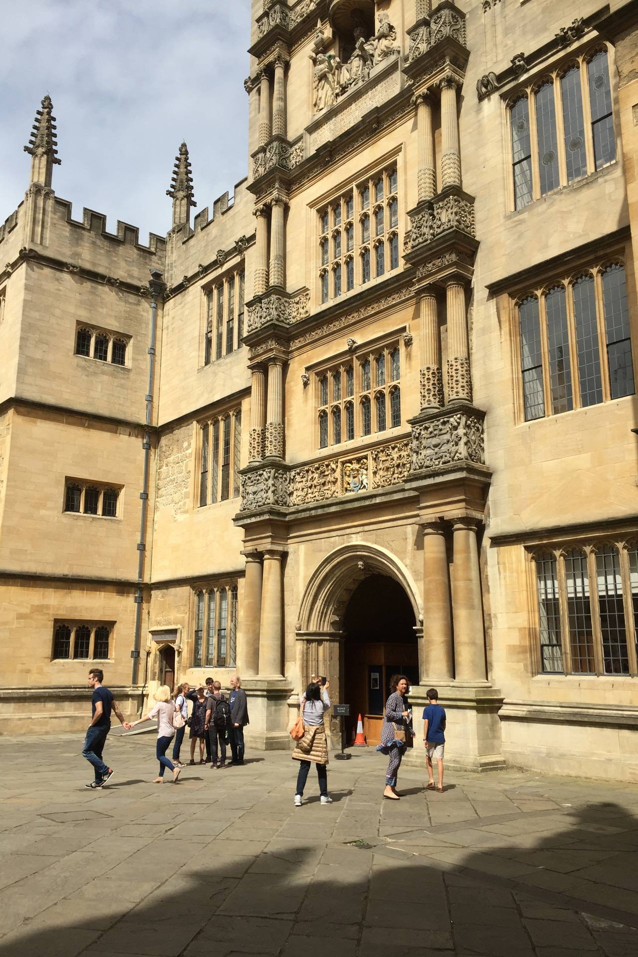 Bodleian Library The Bodleian Library Things To See And Do In Oxford