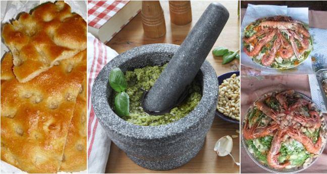 The flavors of liguria at expo milano in portovenere for Portovenere cuisine