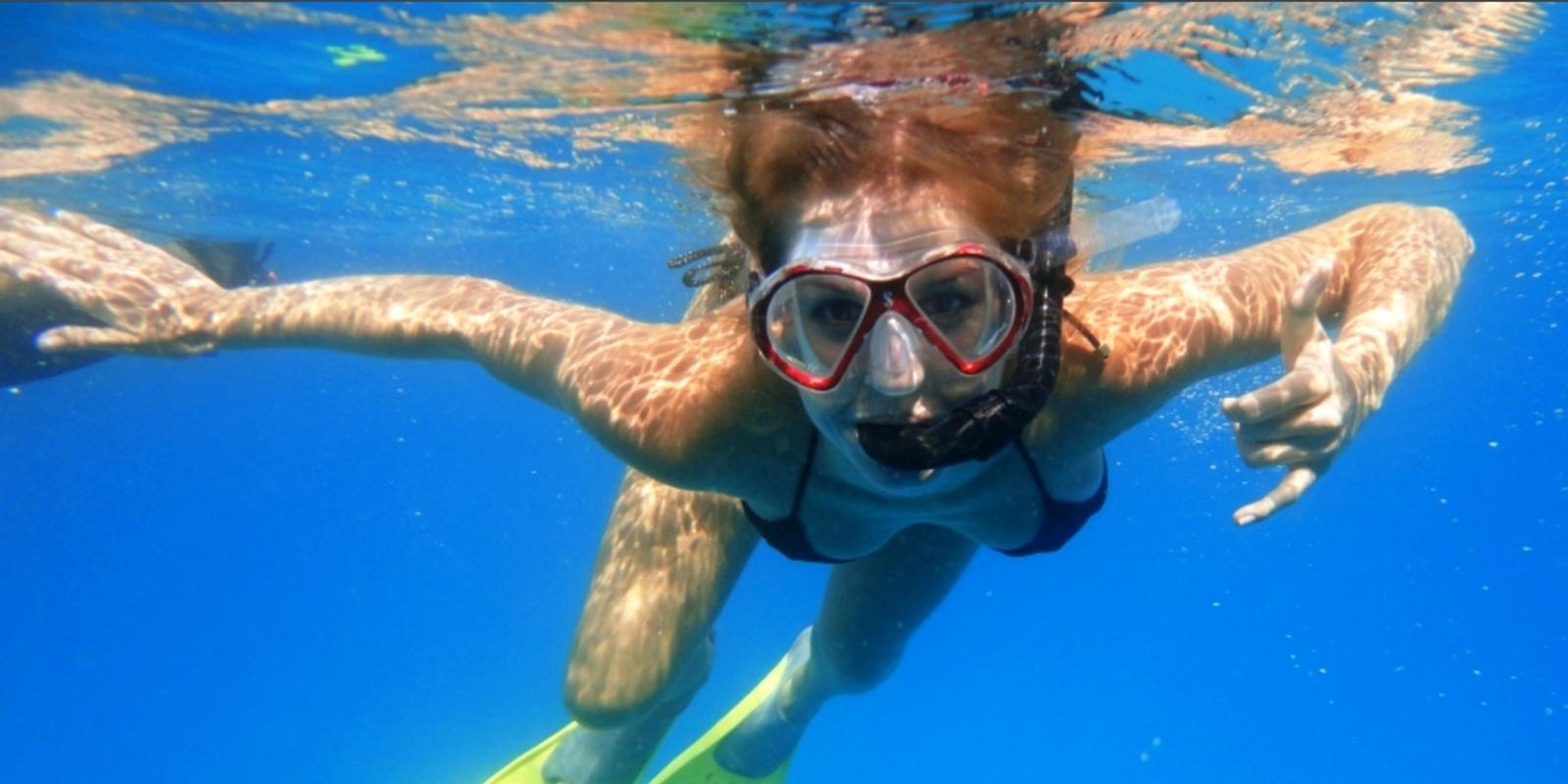 Beauty Girl In The World Wallpaper Coral Reef Snorkel Or Scuba Dive Trip Discover Veracruz