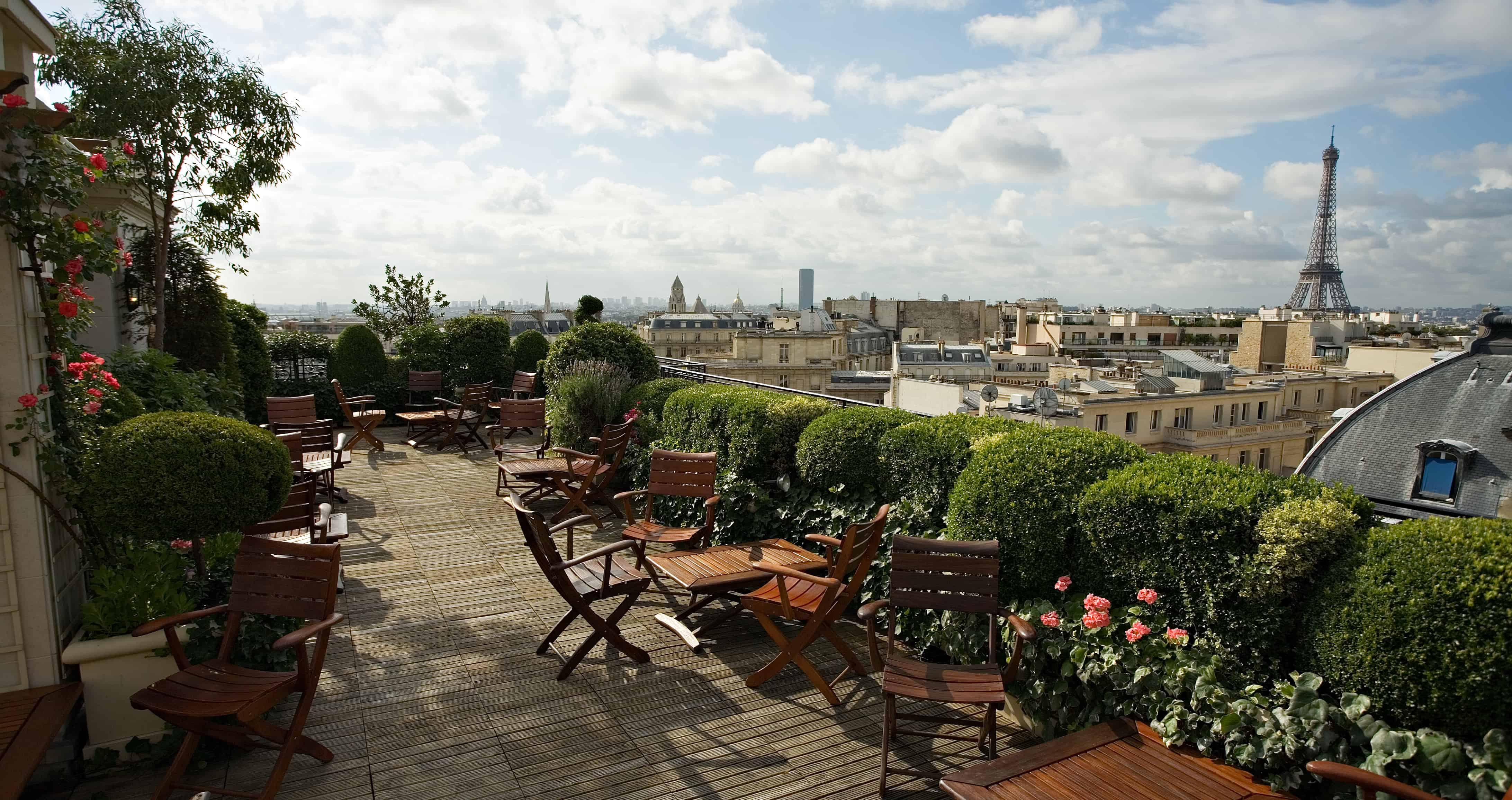 Terrasse Hotel Raphael Things To Do Around The Arc De Triomphe In Paris