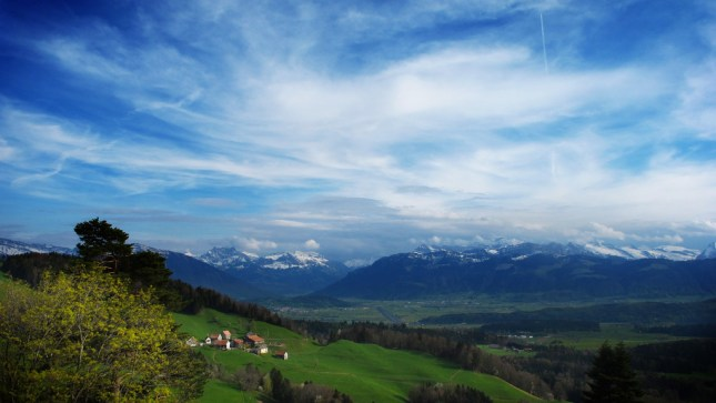 Goldingen, Switzerland - one of the most beautiful places in the world