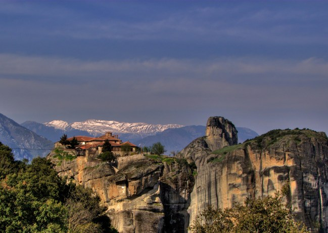 Monasteries of Meteora, Greece - one of the most beautiful places on earth