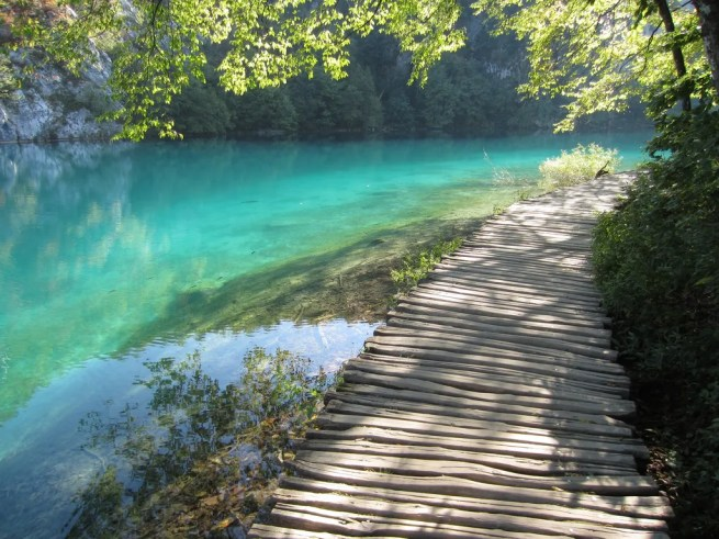 Plitvice Lakes, Croatia - one of the most beautiful places in the world