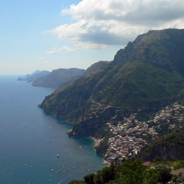 Positano, Amalfi Coast, Italy - one of the most beautiful places in the world