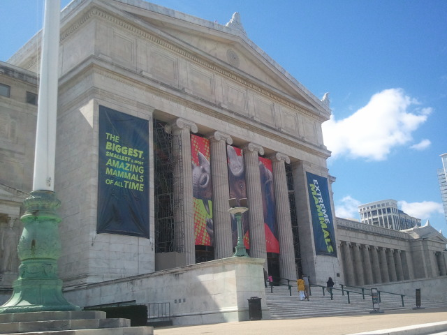 Field Museum in Chicago, IL