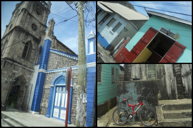 Scene's from Soufriere
