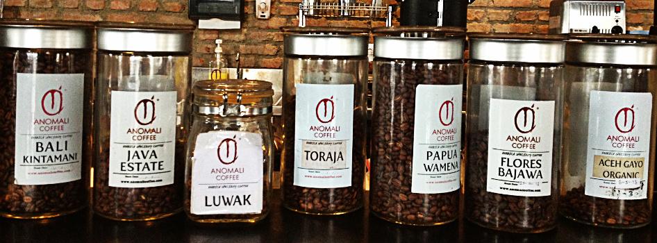 best coffee place in Jakarta