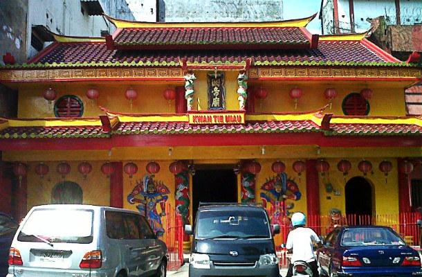 Pangkalpinang Temple Bangka