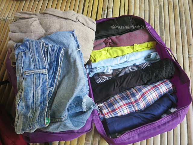 how to pack practical