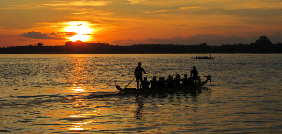 musi tribatton dragon boat competition