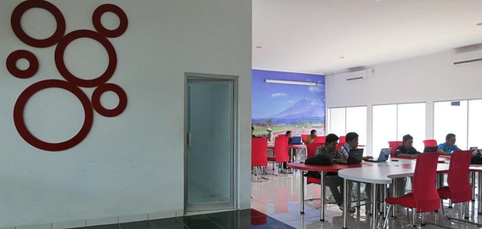 Jogja Digital Valley room