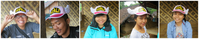 arale team to baduy