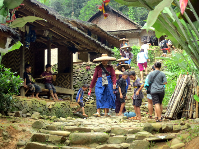 people in baduy
