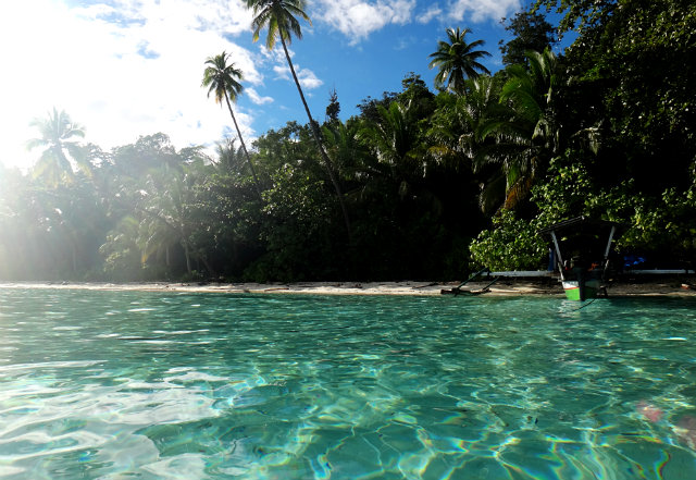 Karina Beach Togean islands