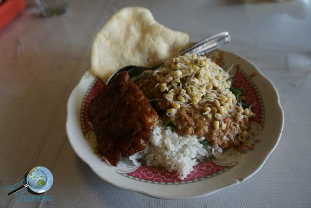 Local food in Yogyakarta