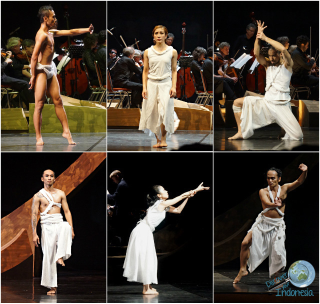 Gandari Dancer by Chitra Subiyakto
