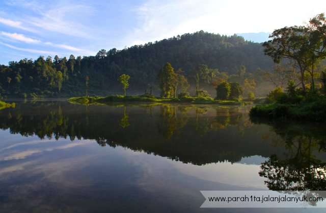 Weekend Getaway from Jakarta - Sukabumi Situgunung