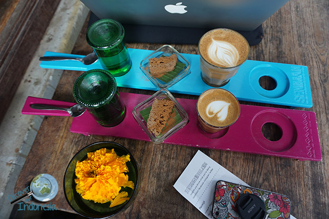 best coffee place in ubud indonesia