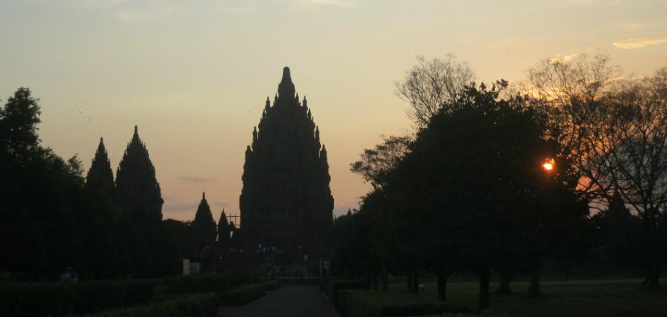 Yogyakarta City Tour prambanan
