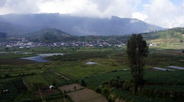 around Dieng Indonesia