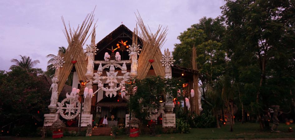 Gedong Gandrung Tugu Hotel Lombok
