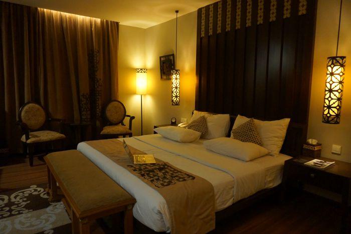 hotel in Solo city center