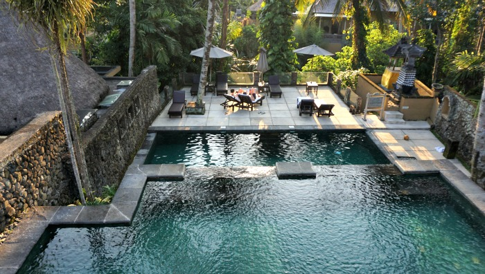main pool of wapa di ume