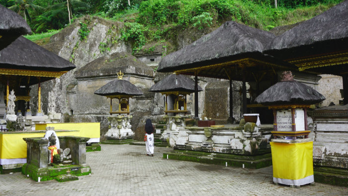 There are a total of 15 temple sites dotted around the Gunung Kawi complex.