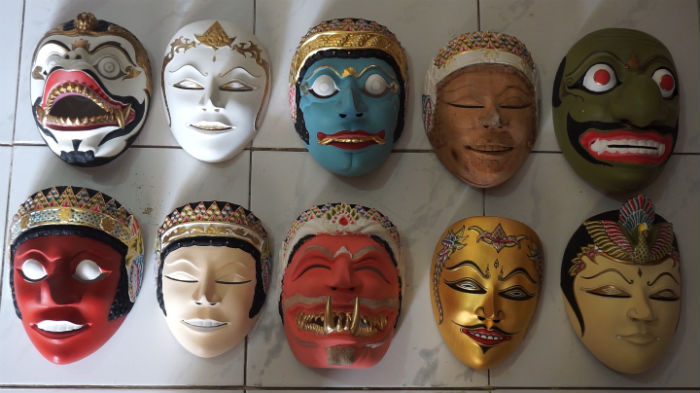 Mask Making Solo