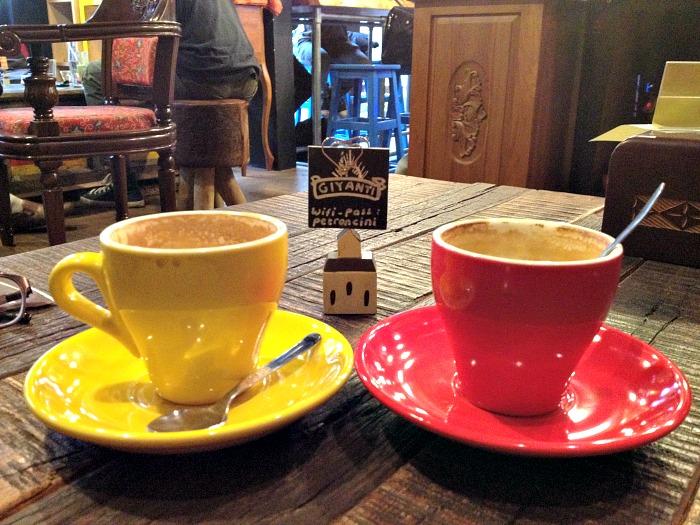 Giyanti Coffee Roastery Jakarta Places to visit
