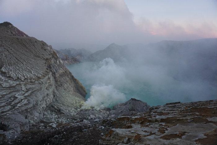 Ijen Sunrise, Ijen Volcano, Ijen Tour