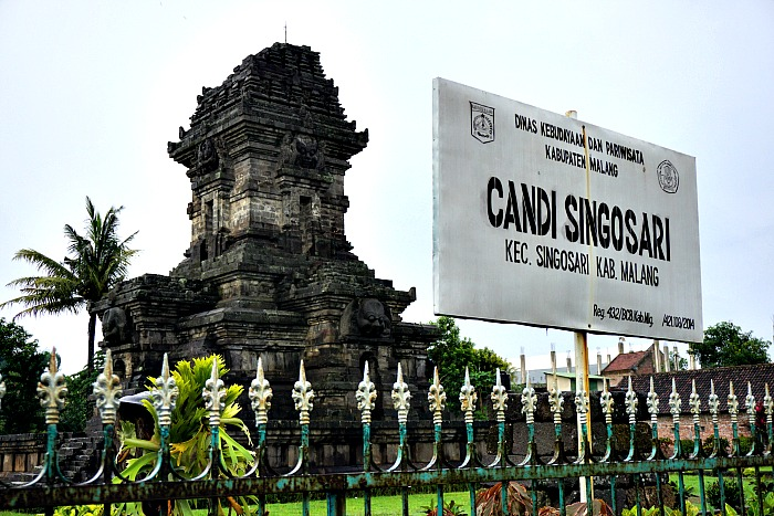 Things to do in Malang Singosari temple
