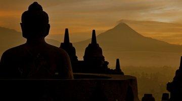 Borobudur Manohara Sunrise