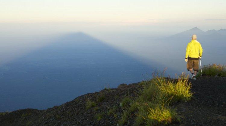 Trekking Mt Agung