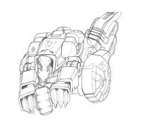Transformers da colorare